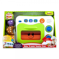 2in1 Toaster & Oven